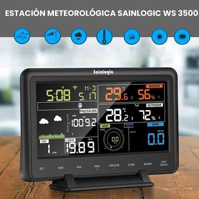 sainlogic ws3500 estacion meteorologica
